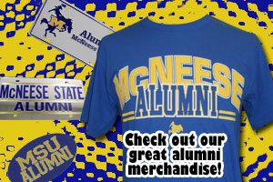 Check out our great alumni merchandise!