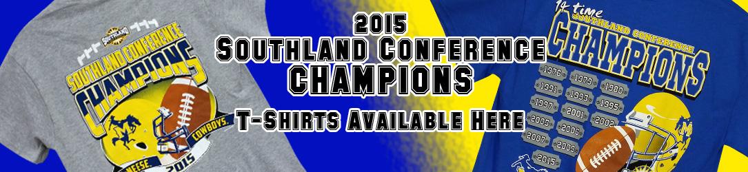 SLC Championship Shirts