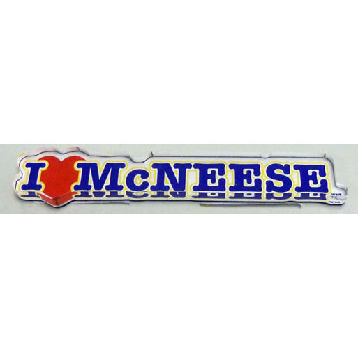Image For MAGNET I HEART MCNEESE