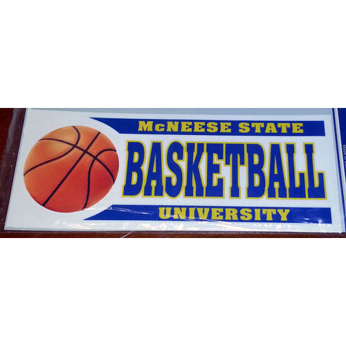 Cover Image For DECAL BASKETBALL BAR