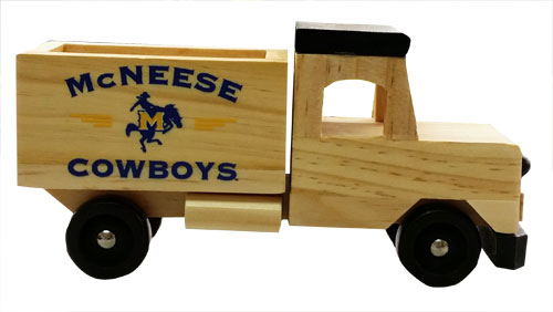 Image For TRUCK WOODEN MSU