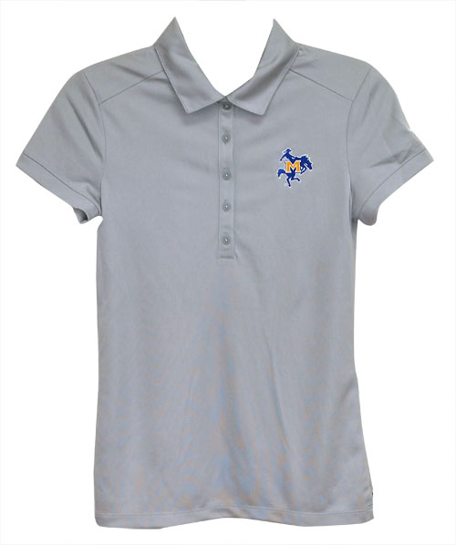 Image For POLO GRY WMN LOGO LC VIC