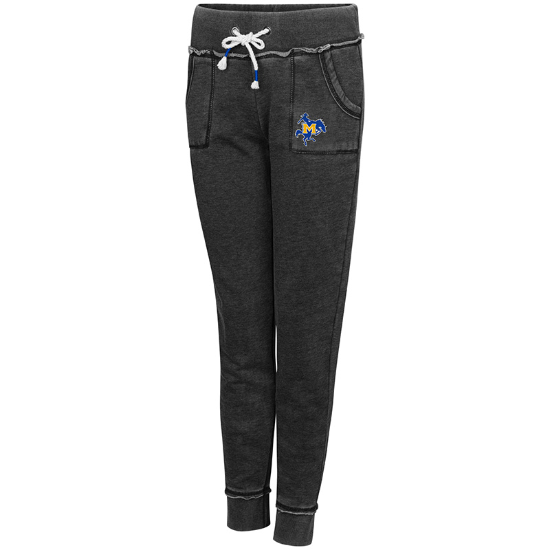 Image For PANT GRY WMN JOGGER