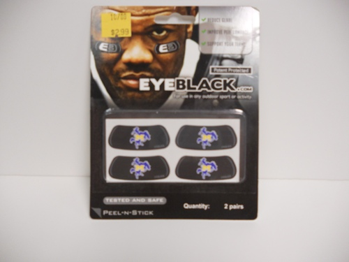 Image For EYE BLACK LOGO 4PK